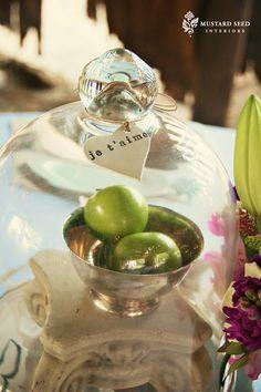 The Farmhouse Chic Wedding - Miss Mustard Seed