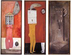 Femme-Maison 3 - Louise-Bourgeois