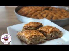 EN KOLAY Baklava Tarifi | Ufak Bezelere HAYIR! - YouTube Banana Bread, French Toast, Breakfast, Desserts, Youtube, Food, Morning Coffee, Tailgate Desserts, Deserts