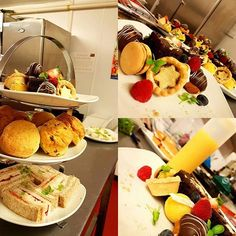 When we do we really do it well. A selection of festive afternoon teas from our Christmas menu. Dartmoor, Teas, Fine Dining, Afternoon Tea, Festive, Photo And Video, Garden, Christmas, Food