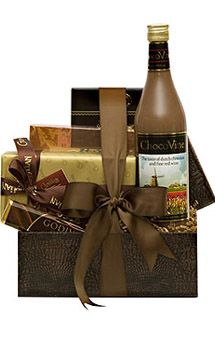 Wine Gifts | Chocolate Wine | Gift Baskets