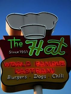 The Hat.......Pasadena, California