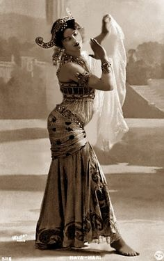 After the execution of Mata Hari at the age of 41 by the French, innumerable postcards and postal stationery have been issued by many countries to celebrate the life and dance style of the Dutch woman who was praised as the most beautiful woman of her times by many writers and critics.