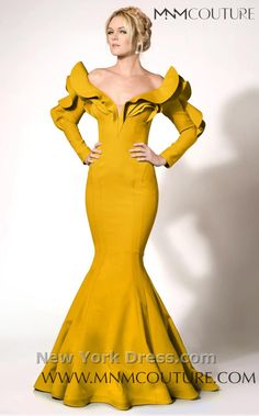 MNM Couture 2285A Dress - NewYorkDress.com
