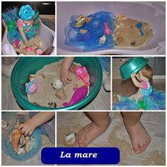 "Cutie senzoriala ""La mare"" Indoor Activities For Toddlers, Cotton Candy, Marie, Kitchen Appliances, Cotton Candy Favors, Cooking Utensils, Home Appliances, House Appliances, Kitchen Gadgets"