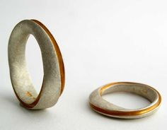 Bands - Spies Design ::: The Jewelry of Klaus Spies and the Moebius / Mobius Ring