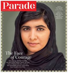 Malala ! A Girls with Courage ! Woman around the world - WAKE UP!!! Stand up!!!