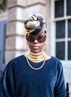 London Street Styles AW 15 | London Fashion Week AW15