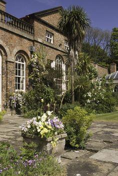 18th Century Orangery - Sutton Park Garden, Sutton-on-the-Forest, York, Yorkshire, England