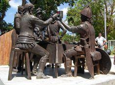 Dentro de cinco años se cumplirán cinco siglos de la llegada española a Filipinas. Aún quedan vestigios de más de trescientos años de presencia española