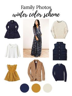 Winter Family Pictures, Fall Family Picture Outfits, Family Pictures What To Wear, Family Picture Colors, Family Portrait Outfits, Large Family Photos, Family Outfits, Family Pics, Fall Pictures