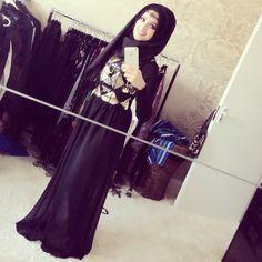 My hijab fashion clothes for eid