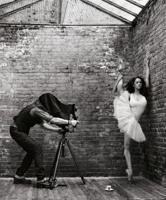 Misty Copeland. [Photo by Mark Seliger for the Lavazza Premium Coffee calendar.]