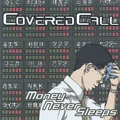Money Never Sleeps by Covered Call (CD 2009) BRO19 - PROMO - FREE SHIPPING