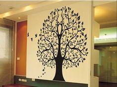 Banyan Tree Wall Sticker