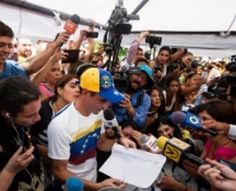 #Cronaca: #Venezuela. Un paese allo sbando allarme default da  (link: http://ift.tt/1QCpo5m )