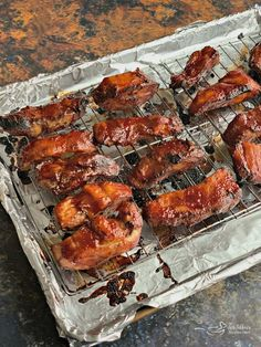 Pepper BBQ Ribs are Country Style Pork Ribs, Slow cooked in Dr. Pepper, then baked to caramelize the Dr. Best Crockpot Recipes, Crockpot Dishes, Rib Recipes, Crock Pot Cooking, Grilling Recipes, Cooking Recipes, Roast Recipes, Meal Recipes, Kitchens