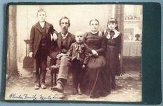 Plumber family - Mystic, Iowa