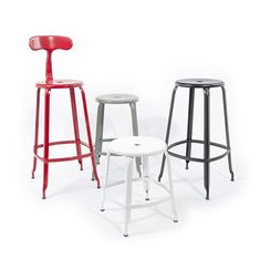 Židle/stolička Nicolle Chair & Stool   Stockist Bar Stools, Interior, Furniture, Design, Home Decor, Ral Color Chart, Chair, Color, Bar Stool Sports