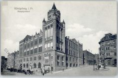 Königsberg Pr. Hauptpostamt