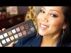 Fall Makeup Tutorial for ALL EYE COLORS! - itsjudytime