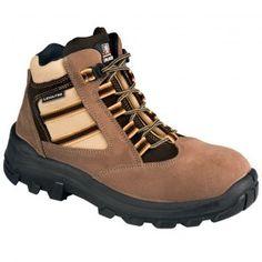 a23ca27ba3e2 Chaussures de sécurité montantes Lemaitre Milan S3 CI SRC