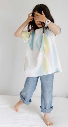 Sew Chic Kids Pintuck Dress + Tunic | Sanae Ishida