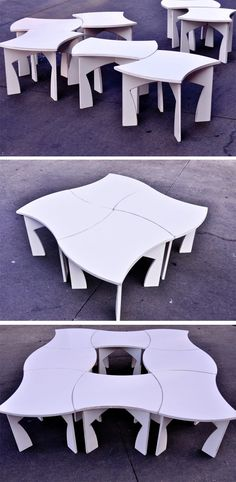 Modular Flat Pack Furniture
