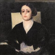 Oscar Ghiglia - Ritratto Di Elvira Gonnelli