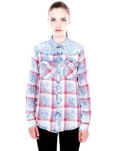 Shopping Camisas Denim 17-09-2013