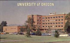 City/State: Eugene,OR (Oregon). Title: University Of Oregon. Categories: US State & Town Views/Oregon/Eugene. Smith And Western, Carnegie Library, Eugene Oregon, University Of Oregon, U.s. States, City State, Oregon Ducks, Photo Postcards, Prado