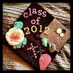 My Graduation Cap!!! Gypsy Style! @JuNK GyPSY