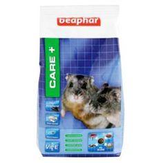 Care + nourriture complète super premium pour les hamsters nains à 2€95 sur www.TiendAnimal.fr