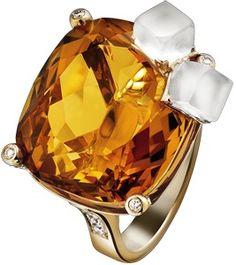 Anillo oro amarillo diamante - PIAGET