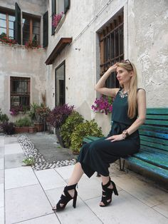 Trench Collection by Sonia Verardo: OOTD: SUMMER WEDDING CEREMONY IN ITALY! WHAT TO WE...