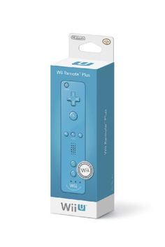 Easy to use. The Wii Remote Plus is a unique controller for the Wii and Wii U video game systems. Now with the increased sensitivity of Wii Xbox 360, Playstation, Nintendo Ds, Nintendo Consoles, Wii U Games, See Games, Board Games, Gamecube Controller, Blue Game