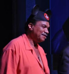 If Billy Dee Williams in mouse ears isn't a ringing Disney endorsement I don't know what is. Billy Dee Williams, Business Journal, Star Wars Collection, Disney Star Wars, Mouse Ears, My Childhood, Orlando, Captain Hat, Stars