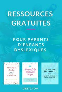 Ressources   Dyslexie   Enfants dyslexiques