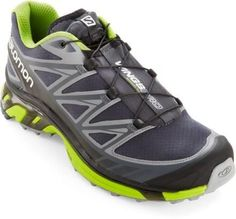 With design and performance inspired by Salomon athletes, the Wings Pro trail-running shoes give you a perfect combination of stability and agility for all-terrain trail running. Best Trail Running Shoes, Trail Shoes, No Equipment Workout, Workout Gear, Performance Inspired, Fitness Gifts, Health Fitness, Sharp Dressed Man, Top Gifts