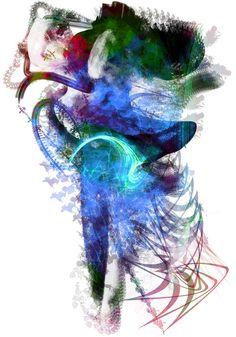 Maritima by Adwen Creative Abstract, Creative, Artwork, Image, Summary, Work Of Art, Auguste Rodin Artwork, Artworks, Illustrators