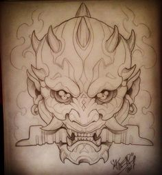 Find the perfect tattoo artist to create the work of art that is you Hannya Tattoo, 1 Tattoo, Tattoo Life, Skull Tattoos, Body Art Tattoos, Sleeve Tattoos, Tattoo Sketches, Tattoo Drawings, Art Sketches