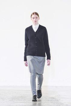 HYKE 2013~14 A/W Collection   Fashionsnap.com