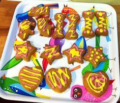 Crazy Gingerbread :)