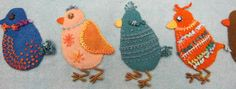 Chicks detail