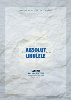 Absolut Ukulele!!    https://www.facebook.com/baanukuleles
