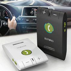 check discount bluetooth car kit speakerphone hands free 6e headset bluetooth speaker for smartphones #speaker #kits