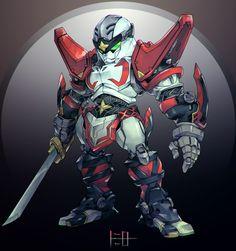 Fantasy Artwork, Anime Artwork, Cool Robots, Robots For Kids, Gundam Custom Build, Japanese Toys, Gundam Art, Robot Concept Art, Mecha Anime
