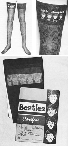 Seriously?!?  The Beatles Stockings??  I was born 25 years too late!!!
