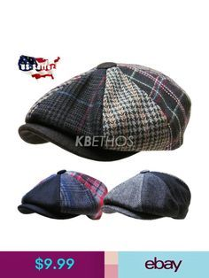 3efcc30c3 Gatsby Hats #ebay #Clothing, Shoes & Accessories | Cabbie in 2019 ...