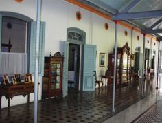 The Kraton in Solo, Indonesia, where my grandmother, the Raden Anakarta Powihro was raised.